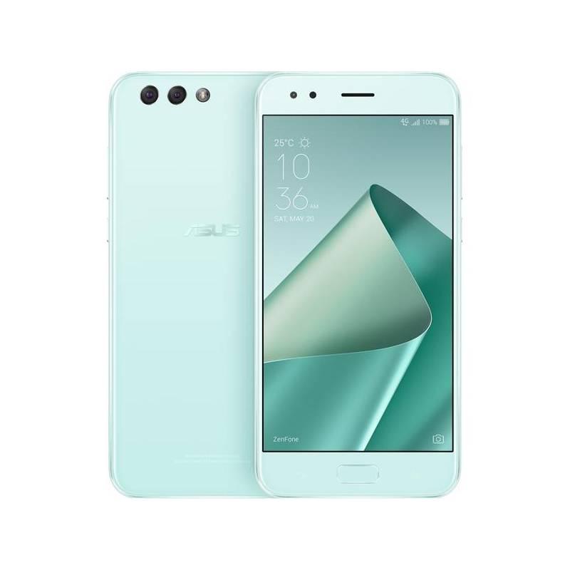Mobilný telefón Asus ZenFone 4 (ZE554KL-1N010WW) (ZE554KL-1N010WW) zelený Software F-Secure SAFE, 3 zařízení / 6 měsíců (zdarma) + Doprava zadarmo