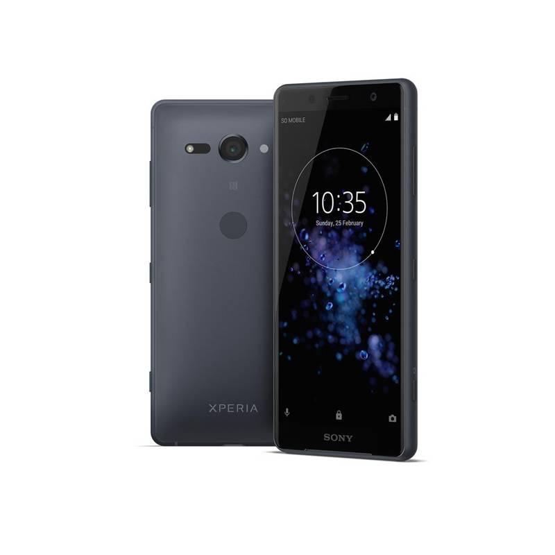 Mobilný telefón Sony Xperia XZ2 Compact (1313-8190) čierny + Doprava zadarmo