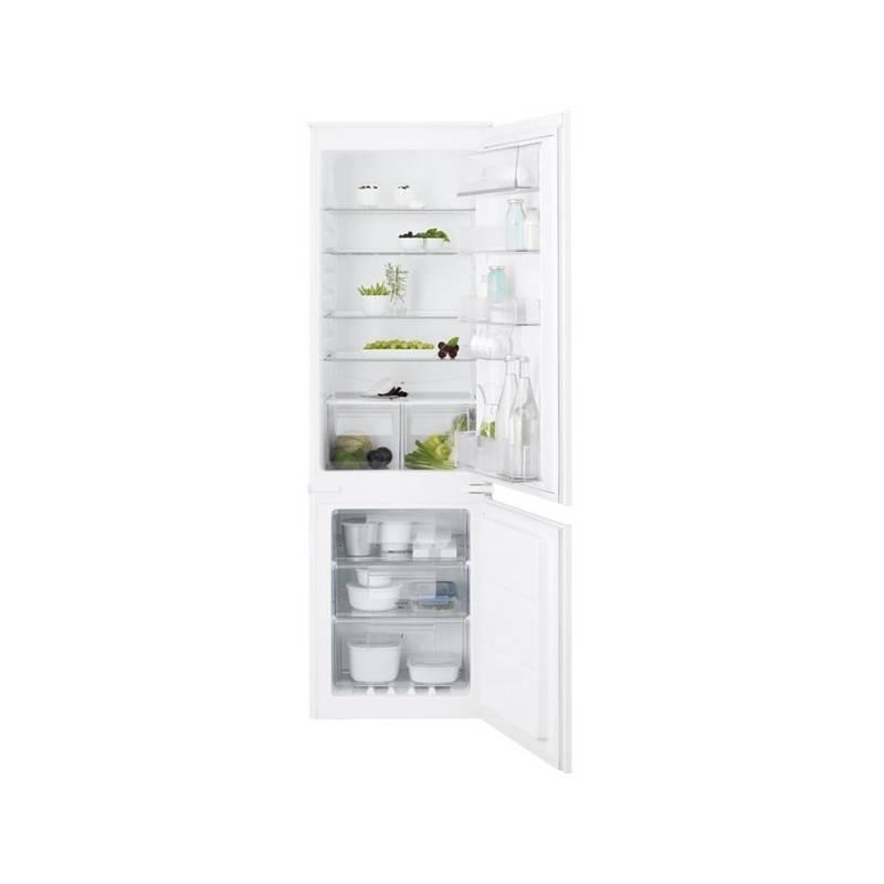 Kombinácia chladničky s mrazničkou Electrolux ENN2841AOW + Doprava zadarmo