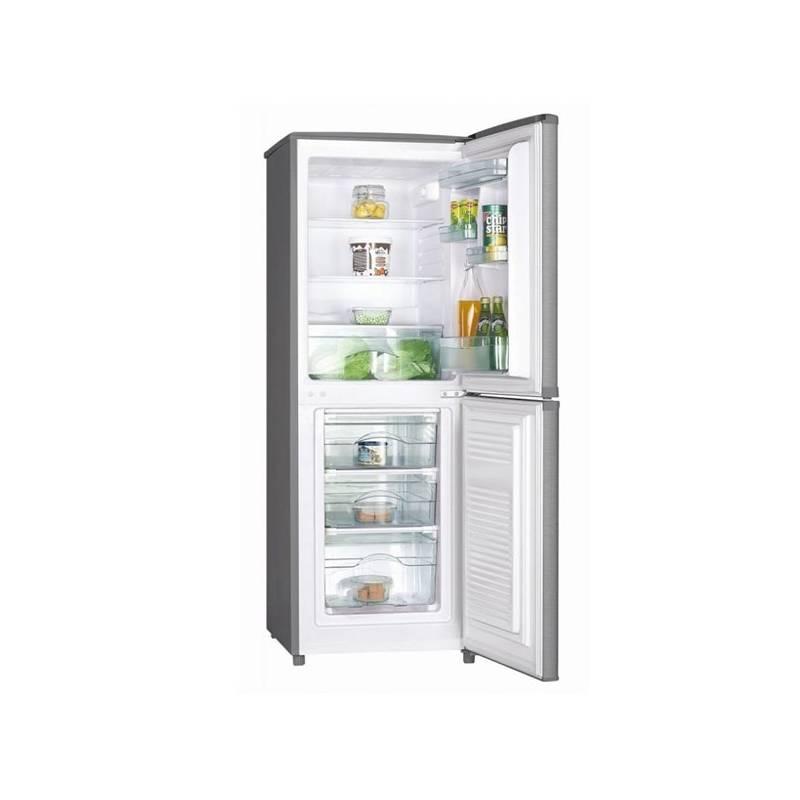 Kombinácia chladničky s mrazničkou Goddess RCD0147GX9 nerez