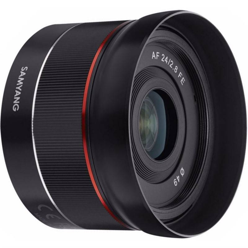 Objektív Samyang AF 24 mm f/2.8 Sony FE čierny