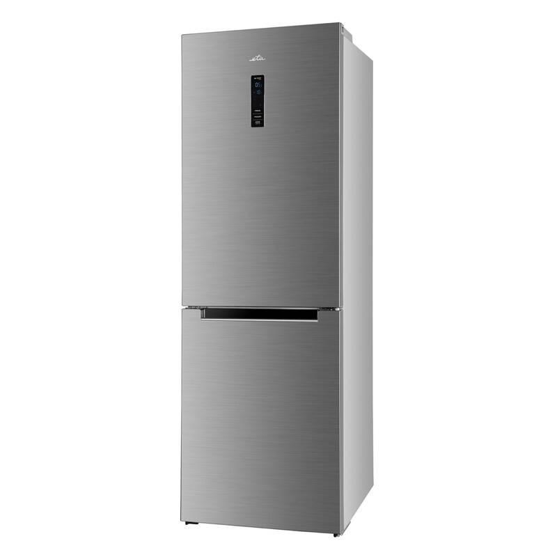 Chladnička s mrazničkou ETA 2362 90010E Inoxlook + Doprava zadarmo