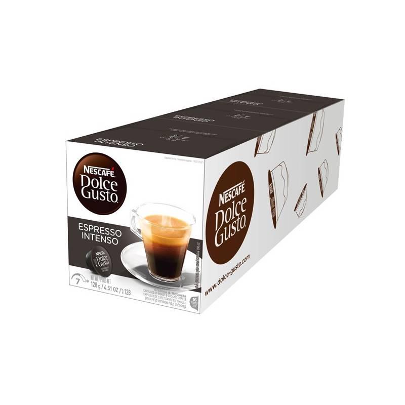 Kapsule pre espressa Nescafé Dolce Gusto Espresso Intenso 3 balení