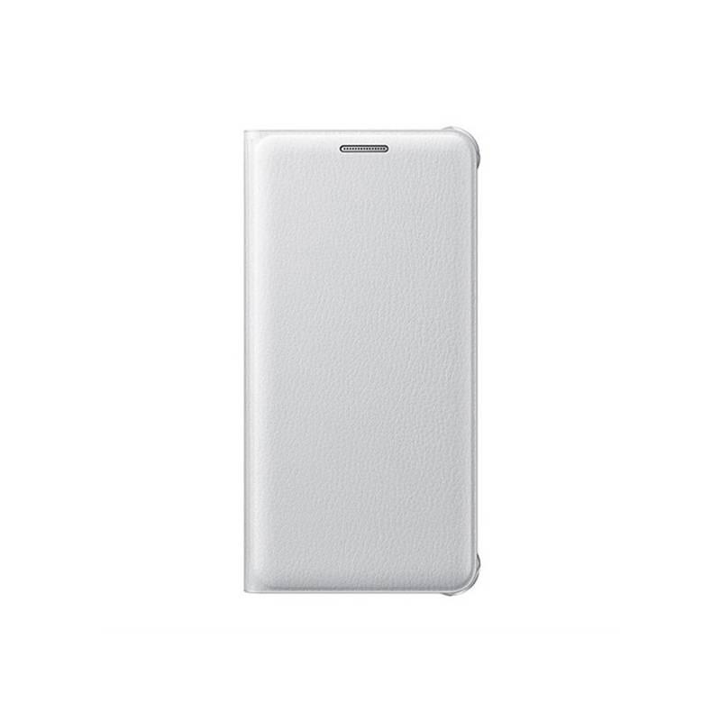 Puzdro na mobil flipové Samsung pro Galaxy A3 2016 (EF-WA310P) (EF-WA310PWEGWW) biele