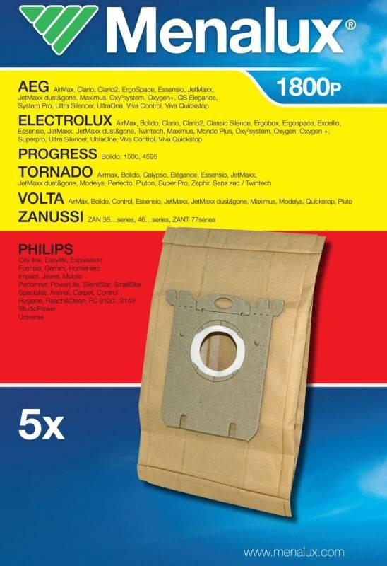 Sáčky pre vysávače Menalux 1800 P (383541)