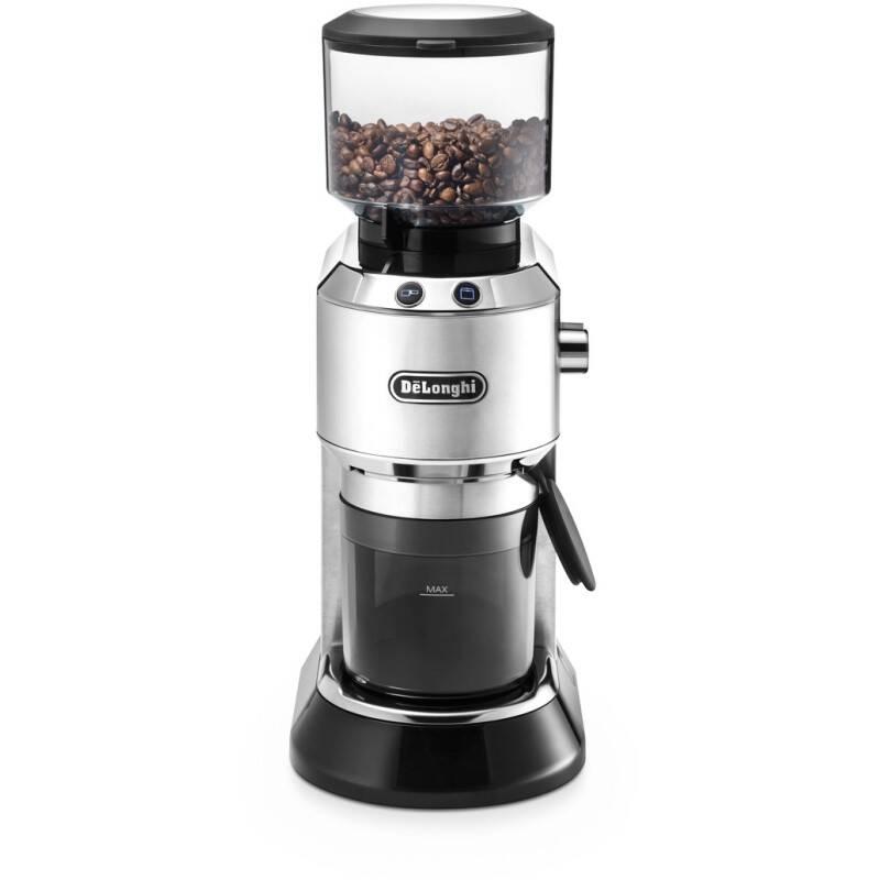 Mlynček na kávu DeLonghi DEDICA KG520M strieborný