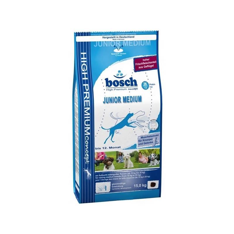 Granule Bosch Junior mini 3 kg, pro štěňata malých plemen
