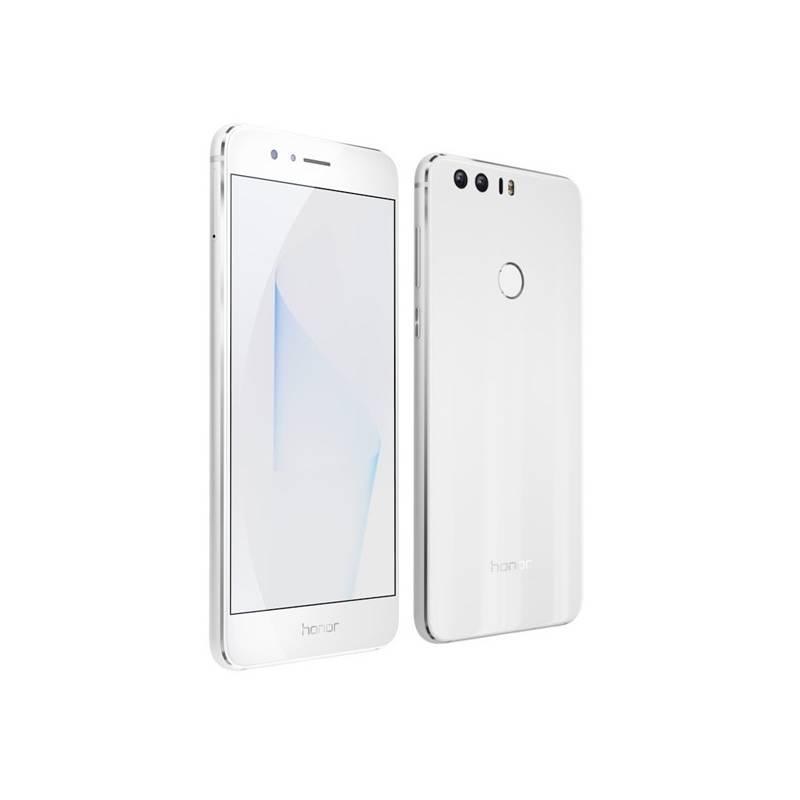 Mobilný telefón Honor 8 Dual SIM biely + Doprava zadarmo