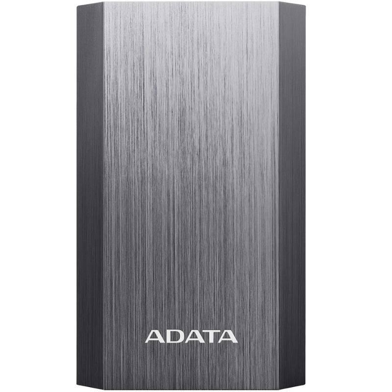 Power Bank ADATA A10050 10050mAh (AA10050-5V-CTI) sivá