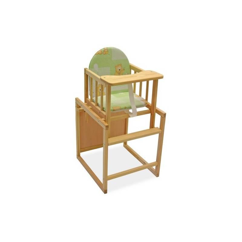 86d9c716258f Jedálenská stolička Cosing dřevěná - borovice