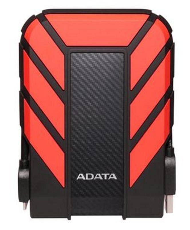 Externý pevný disk ADATA HD710 Pro 1TB (AHD710P-1TU31-CRD) červený
