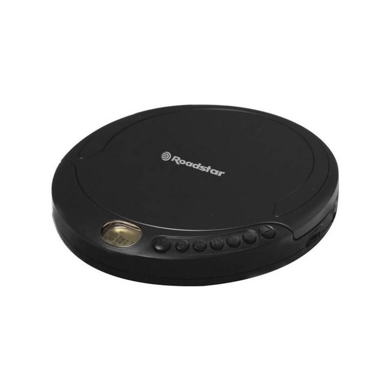 Discman Roadstar PCD-498MP/BK černý