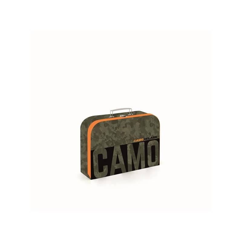 Kufrík P + P Karton Camo