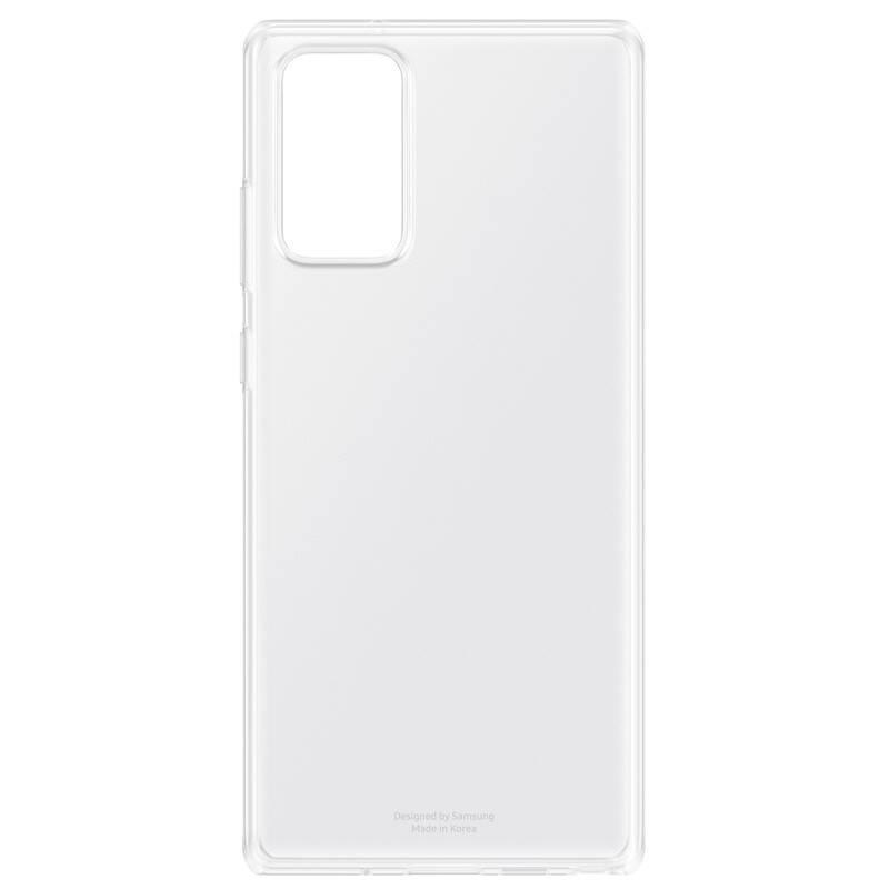 Kryt na mobil Samsung Galaxy S10/Note20 (EF-QN980TTEGEU) priehľadný