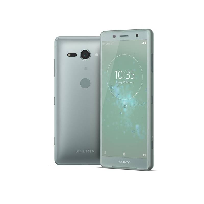 Mobilný telefón Sony Xperia XZ2 Compact (1313-8193) zelený Software F-Secure SAFE, 3 zařízení / 6 měsíců (zdarma) + Doprava zadarmo