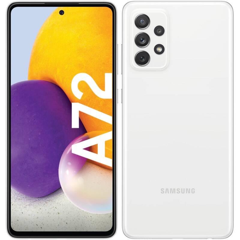 Mobilný telefón Samsung Galaxy A72 (SM-A725FZWDEUE) biely + Doprava zadarmo