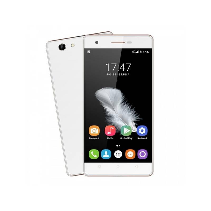 Mobilný telefón Umax VisionBook P50 LTE (UMM200P5W) biely Software F-Secure SAFE, 3 zařízení / 6 měsíců (zdarma)