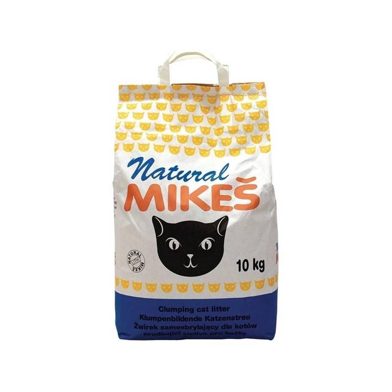 Mačkolit Mikeš Premium 10 kg biely