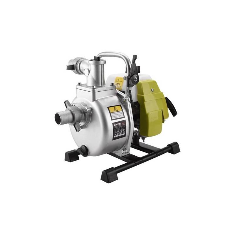 Čerpadlo motorové EXTOL Craft 250 l/min + Doprava zadarmo