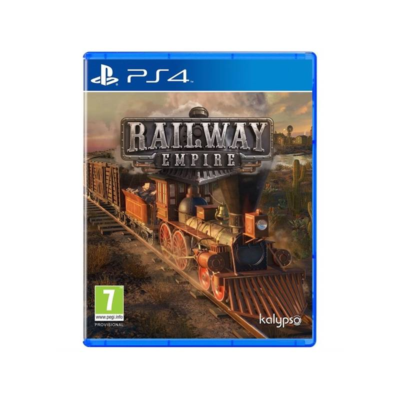 Hra kalypso PS4 - Railway Empire (71712)