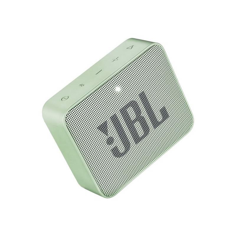 Prenosný reproduktor JBL GO 2 Mint zelený