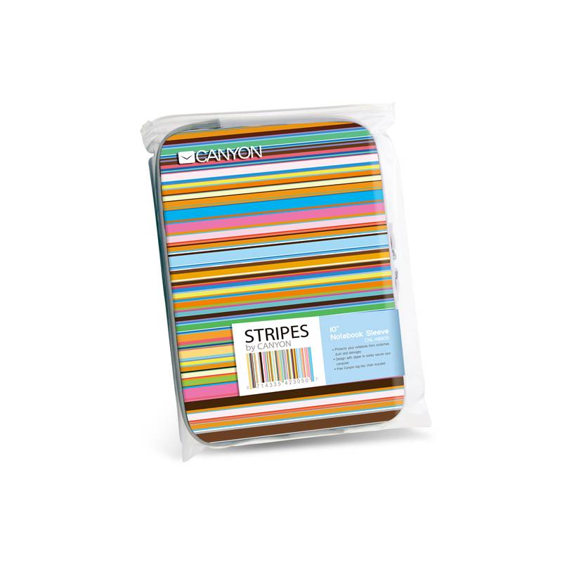 66140ad7a1 Brašna na notebook Canyon Stripes edition (CNL-NB10S)