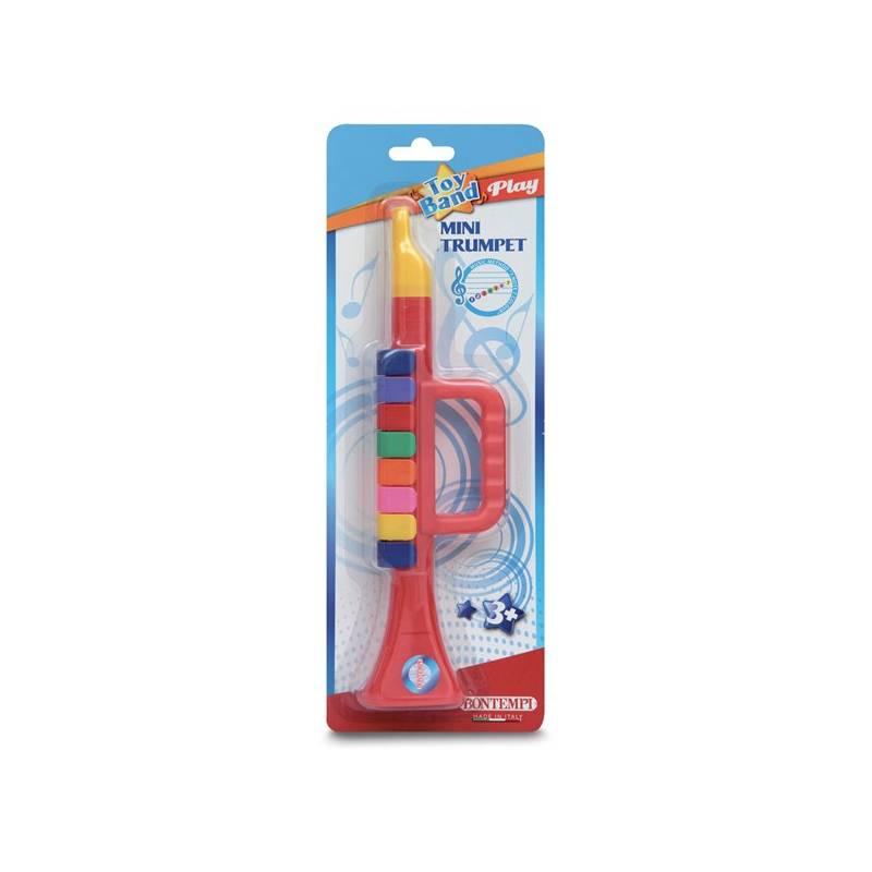 Trumpeta Alltoys plastová s 8 klapkami + Doprava zadarmo