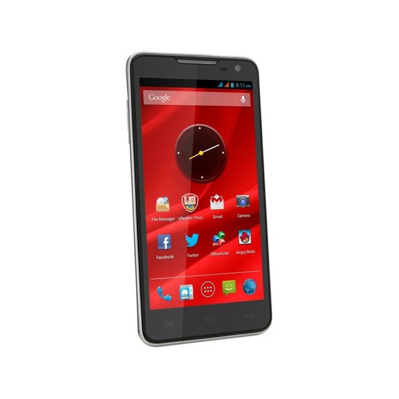 Mobilný telefón Prestigio MultiPhone PAP5044 Duo (PAP5044DUO) čierny