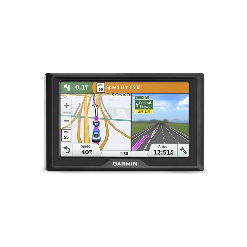 Navigačný systém GPS Garmin Drive 50 Lifetime Europe20 čierna