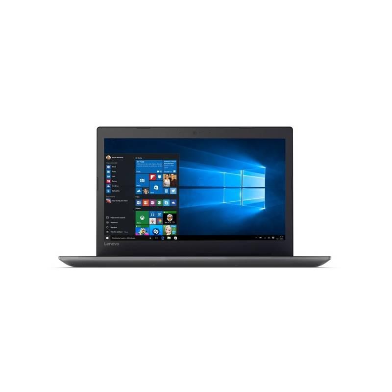 Notebook Lenovo IdeaPad 320-15AST (80XV00KYCK) čierny Monitorovací software Pinya Guard - licence na 6 měsíců (zdarma) + Doprava zadarmo