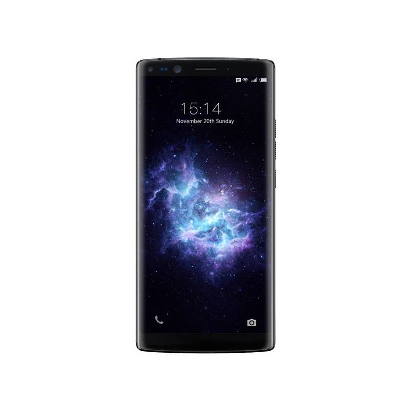 Mobilný telefón Doogee MIX 2 Dual SIM 6 GB + 64 GB (6924351624101) čierny