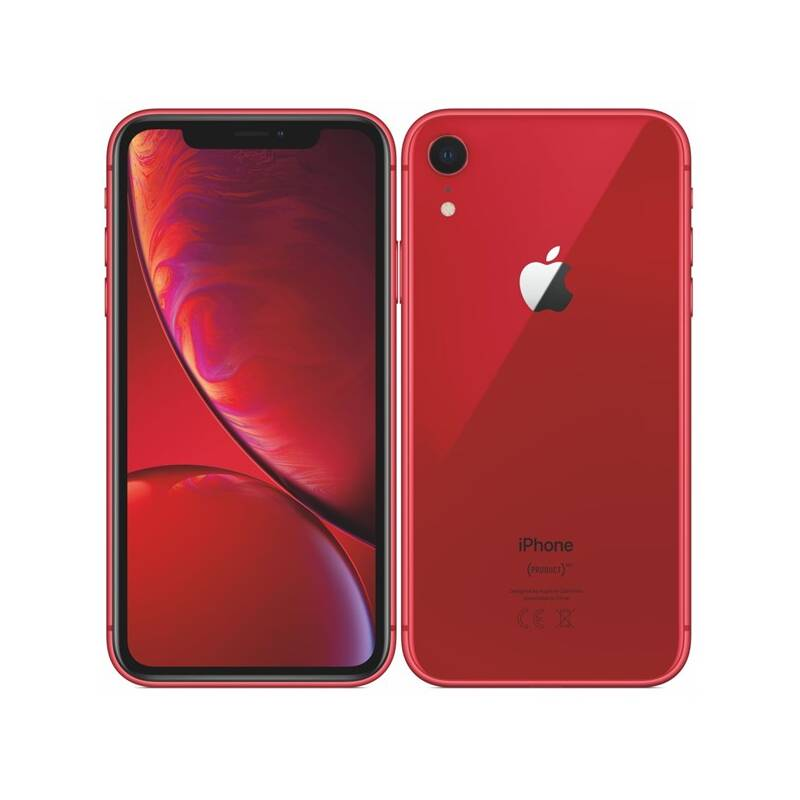 Mobilný telefón Apple iPhone XR 64 GB - (PRODUCT)RED (MRY62CN/A) + Doprava zadarmo