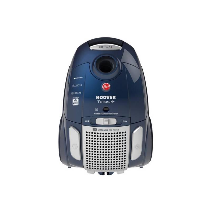 Podlahový vysávač Hoover Telios Plus TE80PET 011 modrý + Doprava zadarmo