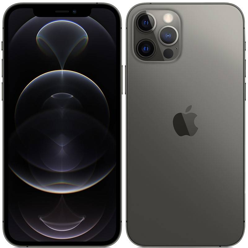 Mobilný telefón Apple iPhone 12 Pro 128 GB - Graphite (MGMK3CN/A) + Doprava zadarmo