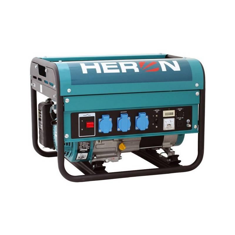 Elektrocentrála HERON EGM 30 AVR 6,5 HP + Doprava zadarmo