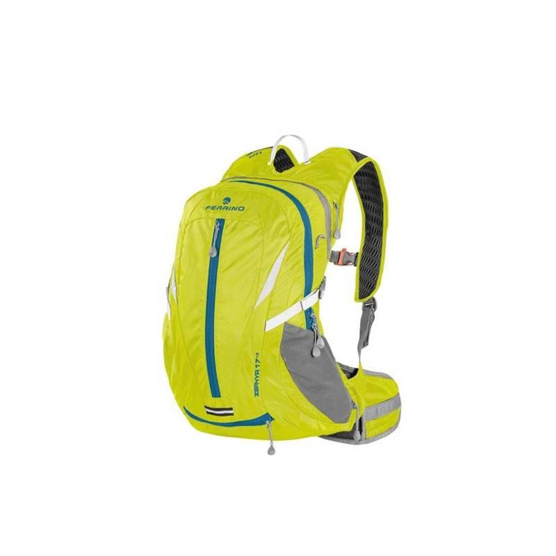 Batoh športovný Ferrino cyklistický ZEPHYR 17+3L zelený