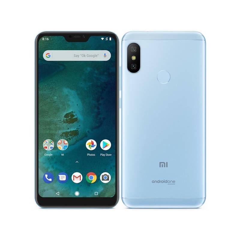 Mobilní telefon Xiaomi Mi A2 Lite 32 GB (22261) modrý