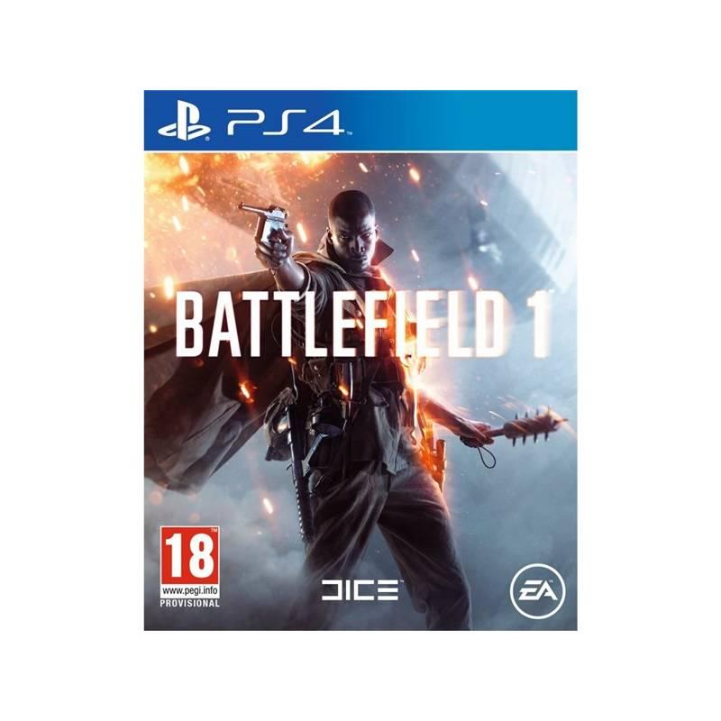 Hra EA PlayStation 4 Battlefield 1 (EAP404071)