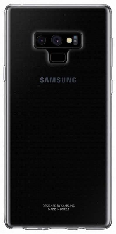 0da62be42 Kryt na mobil Samsung Clear Cover pro Galaxy Note 9 (EF-QN960TTEGWW)  priehľadný