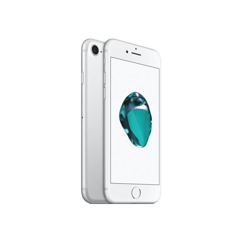 Mobilný telefón Apple iPhone 7 256 GB - Silver (MN982CN/A) Software F-Secure SAFE, 3 zařízení / 6 měsíců (zdarma) + Doprava zadarmo
