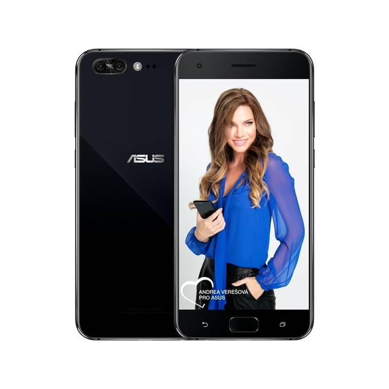 Mobilný telefón Asus ZenFone 4 Pro (ZS551KL-2A013WW) (ZS551KL-2A013WW) čierny Software F-Secure SAFE, 3 zařízení / 6 měsíců (zdarma) + Doprava zadarmo