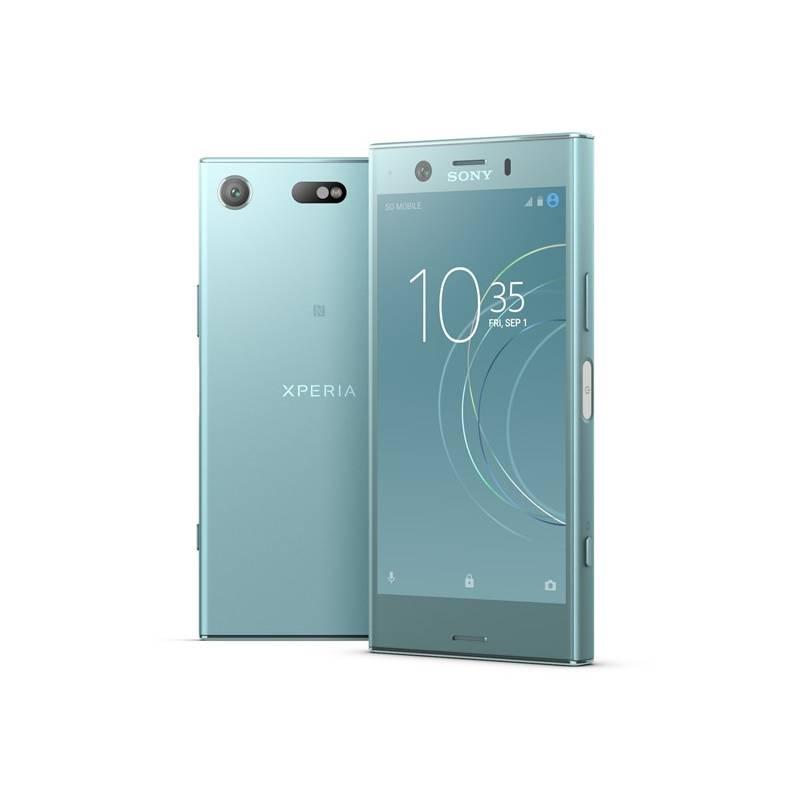 Mobilný telefón Sony Xperia XZ1 Compact (G8441) (1310-7086) modrý Přenosný reproduktor Sony SRS-X11 (zdarma) + Doprava zadarmo