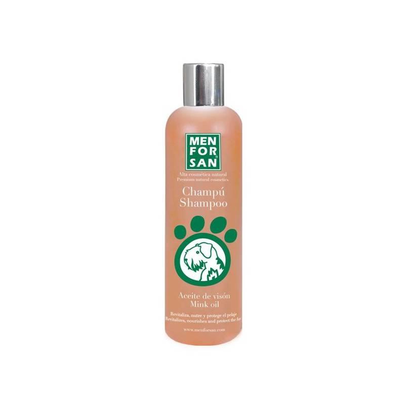 Šampón Menforsan ochranný s norkovým olejem 300 ml