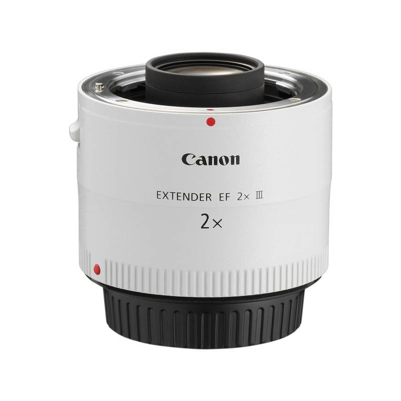 Predsádka/filter Canon Extender EF 2X III (4410B005) biela + Doprava zadarmo