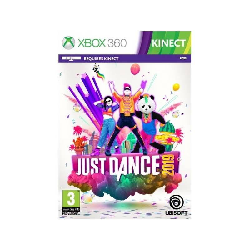 Hra Ubisoft Xbox 360 Just Dance 2019 (USX203045)