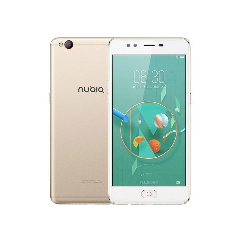 Mobilný telefón Nubia M2 Lite Dual SIM 4 GB + 32 GB (6902176900877) zlatý + Doprava zadarmo
