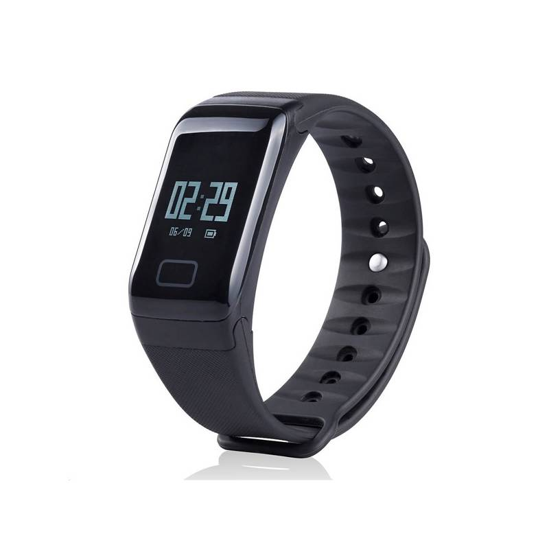 Fitness náramok GoClever SMART BAND MAX FIT (GCWSBMF) čierny