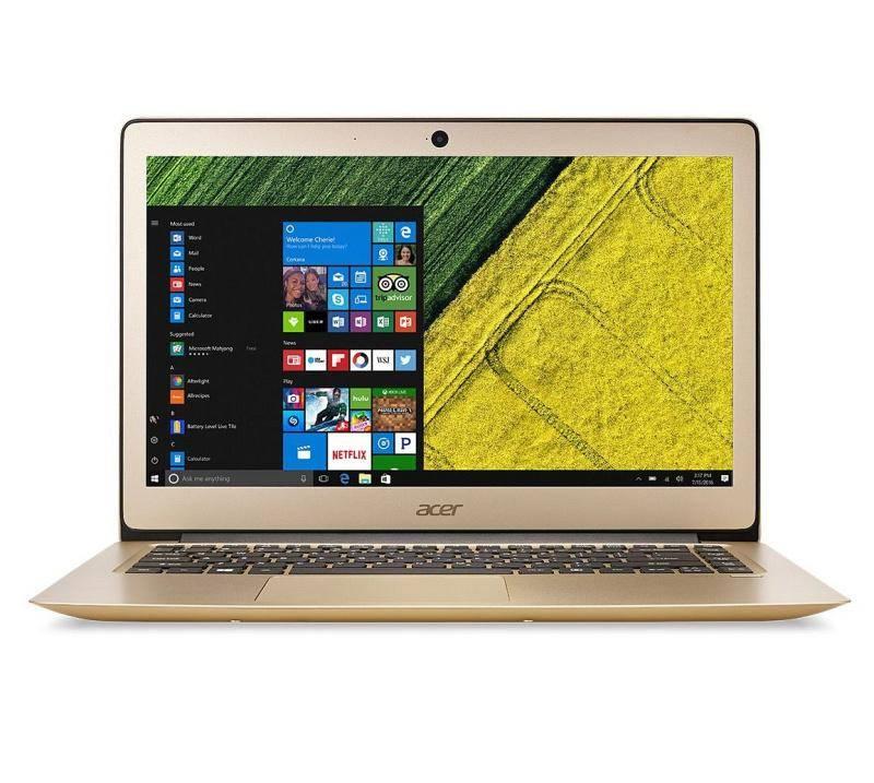Notebook Acer Swift 1 (SF113-31-P3CJ) (NX.GPMEC.001) zlatý + Doprava zadarmo