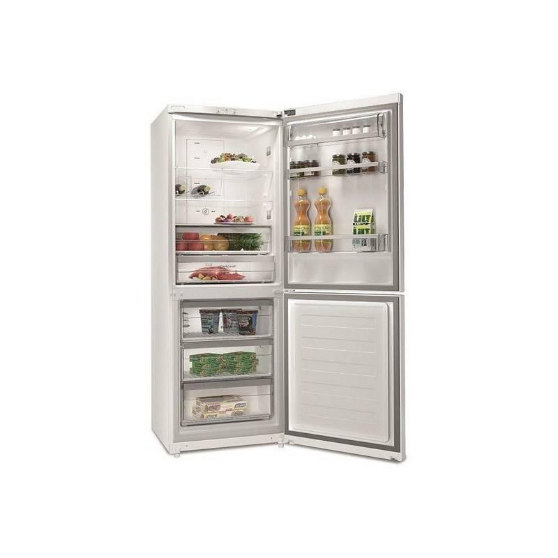 Kombinácia chladničky s mrazničkou Whirlpool ABSOLUTE B TNF 5323 W biela + Doprava zadarmo