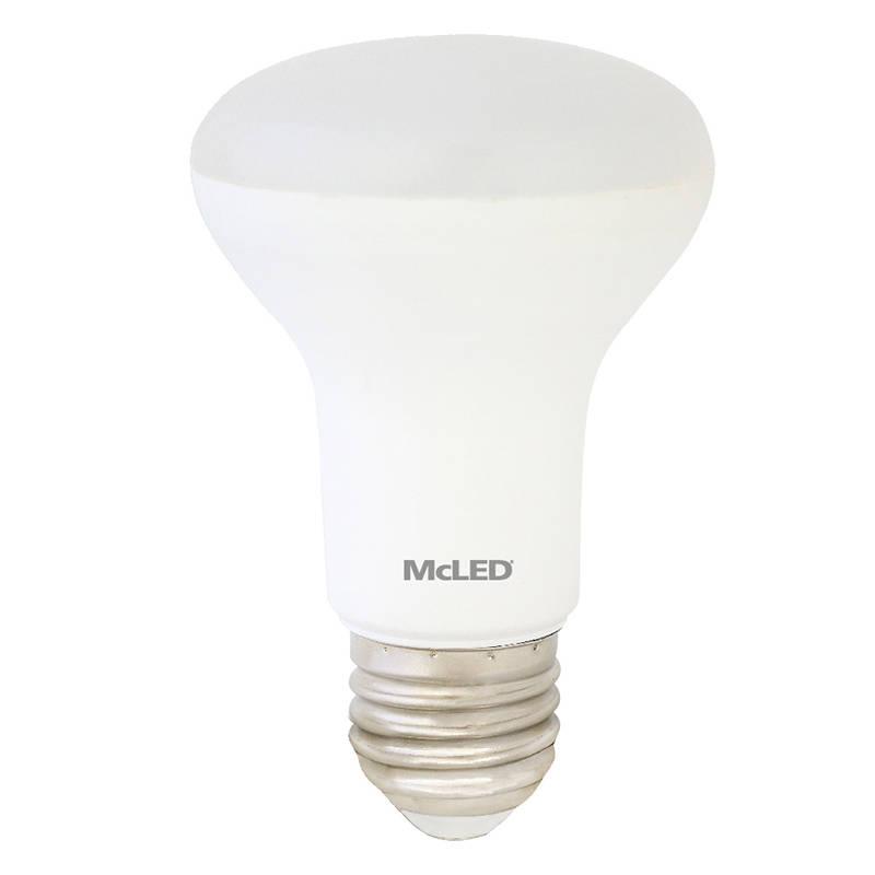 Žárovka LED McLED reflektor, 7W E27 teplá bílá